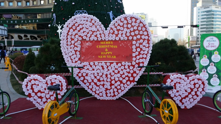 Photo taken at Seoul Plaza